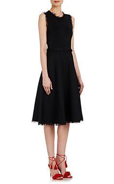 a.l.c. // compact knit a-line dress