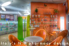 Italy's N.1 pharmacy design