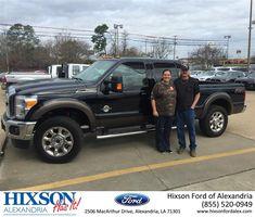 #HappyBirthday to Dewayne from Steven Jeansonne at Hixson Ford of Alexandria!  https://deliverymaxx.com/DealerReviews.aspx?DealerCode=UDRJ  #HappyBirthday #HixsonFordofAlexandria