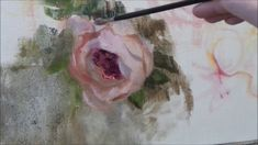 peonies. bouquet. oil painting. part 1.