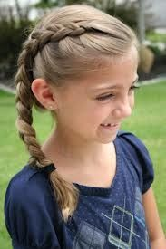 The Dutch braid is the French braid except the strands are taken under into the middle not over☺ check out cutegirlshairstyles.com for awesome tips