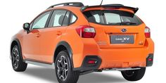 New 2015 Subaru XV STI launches in Asia but won't be coming to the U.S.