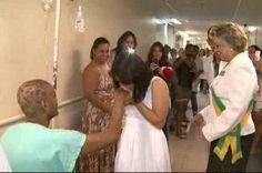 Hospital do DF realiza casamento de paciente em tratamento contra o câncer - http://noticiasembrasilia.com.br/noticias-distrito-federal-cidade-brasilia/2015/06/05/hospital-do-df-realiza-casamento-de-paciente-em-tratamento-contra-o-cancer/