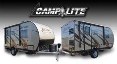 Camplite 14db Aluminum Travel Trailer