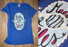 "CAMISETAS ""MADE IN TALES""  #shirt #tshirt #diseño #design #freehand #amano #tales #textil #carolohcean  www.carolohcean.com"