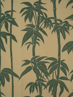 Florence Broadhurst - Japanese Bamboo design (Florence Broadhurst fabrics, wallpapers, rugs and accessories all available from Mills and Kinsella 07921 Bamboo Wallpaper, Of Wallpaper, Bedroom Wallpaper, Fabric Wallpaper, Bamboo Image, Japan Interior, Florence Broadhurst, Japanese Bamboo, Bamboo Design