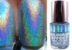 LAYLA 'Hologram Effect' - Stunning and available NOW form www.candygirl.co.nz
