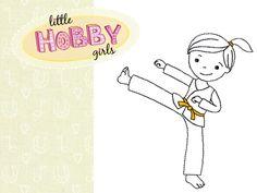"""""""little HOBBY girls"""""""