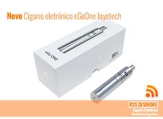 Joyetech eGo ONE Starter Kit com 2.5ml eGo ONE Atomizador - 2200mAh