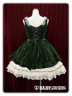 137★259 Antique Lace Dollドレスジャンパースカート Antique Lace Dol dress jumper skirt