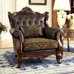 Kamilah Sofa Chair CM6787-CH