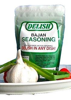 Authentic Delish Bajan Seasoning, 6.4oz each - (3pk), ,