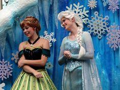7 Amazing Insider Secrets of Disney World (Find your Frozen Friends) #DisneyWorld #Disney #DisneySecrets