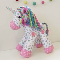 Shop for instant PDF download sewing patterns for Melly and me's range of softies, toys and dolls