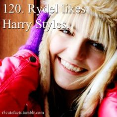 R5 Cute Facts me too rydel !!! He is so cute