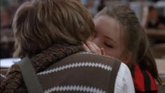 First kiss between Charlotte and Daniel. The Bad Mother's Handbook, First Kiss, In Hollywood, Growing Up, Charlotte, Novels, Top, Crop Shirt, Fiction