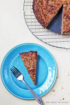 Kuchen de nuez – Mi Diario de Cocina
