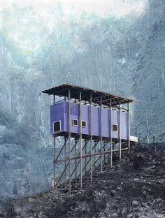 zink mine museum - almannajuvet - peter zumthor - 2003-