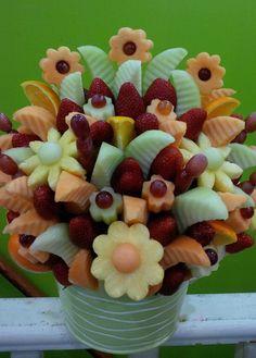 Fruit Flowers by Bountiful Fruit Arrangements