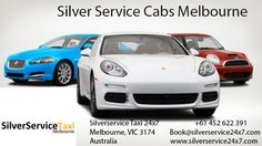 Do you want to travel in Melbourne? If yes #Silver #Service #Cabs #Melbourne provides luxury rides for you. Book your rides at Book@silverservice24x7.com and Visit at www.silverservice24x7.com
