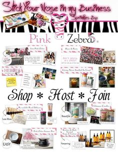 Pink Zebra is the hottest new trend in home fragrance! We use USA grown soy based 'Sprinkles' that can be placed in any warmer. To check out what Pink Zebra is all about visit my website www.LovinSprinkles.com