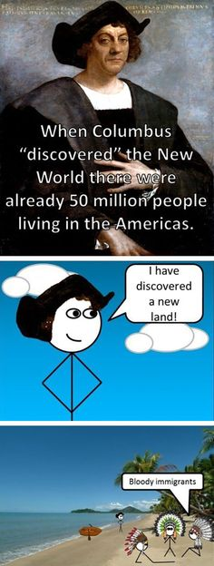 Discovering 'New Worlds'