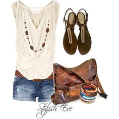 Untitled #3681 by stylisheve on Polyvore