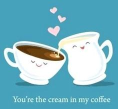 To all of our fans, you're the cream in our coffee. #Coffee #MrCoffee #Love