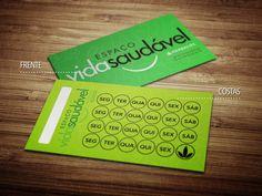 Cartões de visita - Herbalife 2 - Store R3