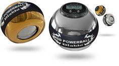 Powerball - See Diablo, Phantom, PB388, Metal Powerball in action