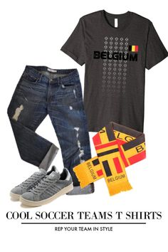 407b8b058 Cool Soccer Teams T Shirts Belgium Soccer Fan T Shirt - Futbol Apparel Men  Women
