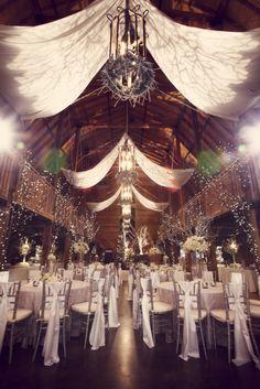 Winter Wedding via Arkansas Bride Magazine (site has descriptions)