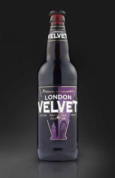London Velvet Design by Mark Grey www.equator-design.com