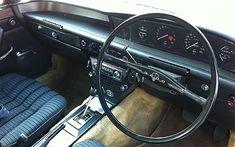 Rover P6 3500 V8 classic car