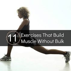 No-Bulk Workout | Health.com Metabolism-boosting workout that builds strength and tones your abdominals, back, thighs, butt and arms.