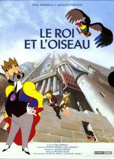 Le Roi et L'Oiseau - Paul Grimault