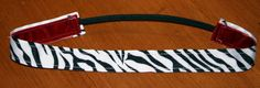 Sweaty Betty Band zebra by KenaKreations, $8.00