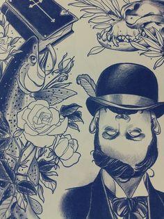 #tattoo #ink #vintage