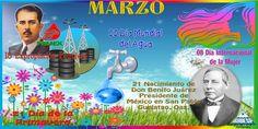 Periodico Mural Marzo : Por una mejor educación (