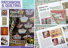 British Patchwork & Quilting | by PatchworkPottery