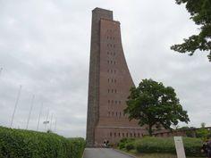German Naval Memorial, Laboe.