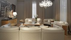 Bentley Home Kensington sofa designed by Architect Carlo Colombo