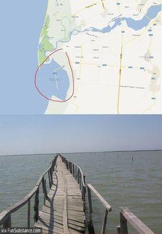 Google Maps in Albania