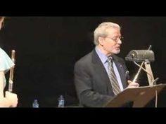 Sir James Galway Masterclass - Breathing