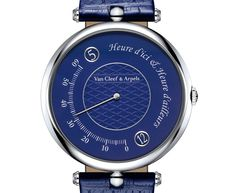 Watches by SJX: Introducing The Van Cleef & Arpels Heure d'ici & H...