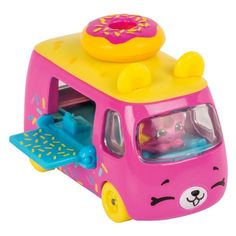 Shopkins Cutie Cars 1 Pack Series 1 Assortment
