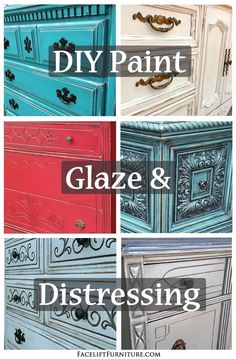 DIY-Paint-Glaze-Distressing.jpg 919×1.400 píxeles