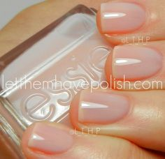 Essie Mademoiselle, another great Essie nude. Perfect for any age