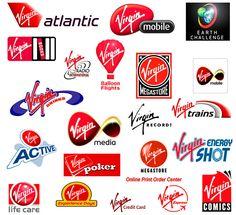 Bilderesultat for virgin logos