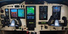 piper cheyenne new avionics - Google Search